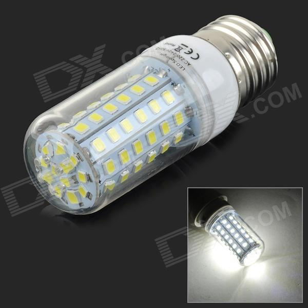 jrled-e27-8w-490lm-6800k-72-smd-2835-led-white-light-corn-lamp-silver-white-ac-220240v