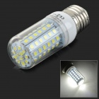 JRLED E27 8W 490lm 72-SMD 2835 LED Cold White Corn Lamp (AC 220~240V)