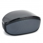 IKANOO I608 Bluetooth V2.1 Hands-free Speaker w/ Microphone + TF Slot - Black