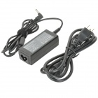 19V 45W Power Adapter for Asus ZenBook UX21A + More - Black (100~240V / US Plugs)