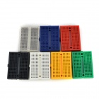 ZY-107 DIY montado 170-Hole Mini Pão Board Board Test - Multi-colored (7pcs)