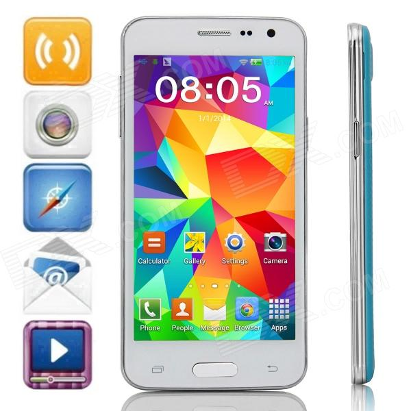 Mini S5 MTK6572 Dual-Core Android 4.2 GSM Bar Phone w/ 4.5