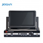 "JOOAN JA-3708P All-in-one 7"" Screen 8-CH P2P LCD Digital Video Recorder DVR - Black"