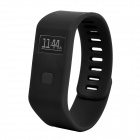 "MaiTech 10020138 Sports Running 0.6"" OLED Screen Wireless Bluetooth Intelligent Wristband - Black"