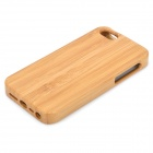iPhone5 5S 5C natural Environmental Bamboo Phone Protective Case