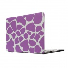 "Hat-prince Purple Deer Pattern Full Body Matte Case for MacBook Pro 13.3"" w/ Retina Display"
