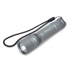 Romisen RC-T603 Cree XM-L U2 700LM 5-Mode White Flashlight - Grey (1 x 18650)