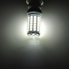 Marsing L18 E14 6.5W 600lm 69-SMD 5050 LED Cold Hvit Corn Lamp