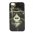 Goodlen King Kong Cartoon Protective Plastic Back Case for IPHONE 5 / 5S - Black