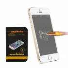 Angibabe 0.4mm Front & Back Tempered Glass Screen Protector for IPHONE 5 / 5S - Transparent