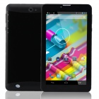 "Android 7 ""Screen Dual Core-Android 4.2.2 Tablet PC w / Phone 3G / Kamera / Wi-Fi / G-Sensor - Schwarz"