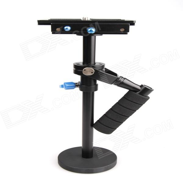 DEBO VD-3 Mini Handheld Stabilizer for Camera / SLR Camera - Black + Blue free shipping new nex 7 camera repair and replacement parts nex7 motherboard for sony nex 7 mainboard nex 7 main board