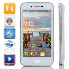 "BML S55-w MTK6572 Dual-Core Android 4.2.2 WCDMA Bar Phone w/ 4.0"", Wi-Fi and GPS - White"
