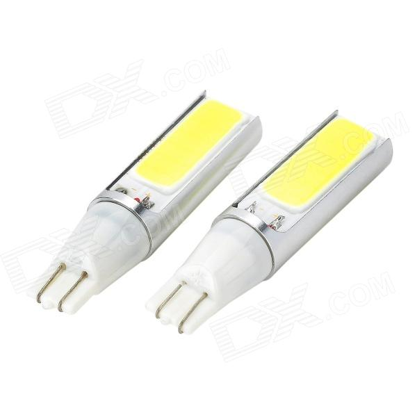 marsing t10 20w 1500lm 7000k 4 cob led white light width lamp for car 12v 2 pcs free. Black Bedroom Furniture Sets. Home Design Ideas