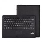 Bluetooth V3.0 Wireless Keyboard with PU Leather Case for Microsoft Surface Pro 3 - Black