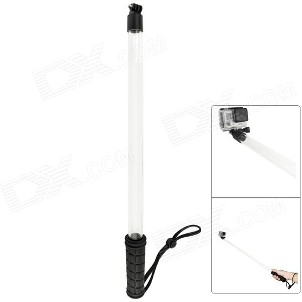 Super 26 Floating Extension Pole Evolution Floaty Bobber for Gopro Hero 4/ 3+/ Hero 3 / Hero 2 floating hand grip for gopro hero 5 float bobber stick for go pro sjcam handle pole monopo accessory sport action camera 10