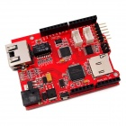 Seeeduino ARD07061 Multifunctional Ethernet Development Board for Arduino - Red + Black