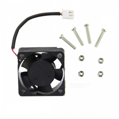 13200rpm Active Cooling Fan for V31 Case for Raspberry Pi - Black