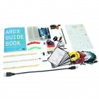Kit de Aprendizaje Seeedstudio KIT04121P arranque de Arduino Proyectos DIY - Blue + Multicolor