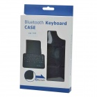 Bluetooth V3.0 59-Key Keyboard with Detachable Case for Samsung Galaxy Tab 4 8.0 - Black