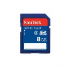 SanDisk SDSDB-008G 8GB SDHC SD Memory Card Class 4