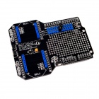 Seeedstudio INT119B2P Bees Shield Board - Black + Blue