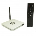 Ideastar E-05 Quad-Core Android 4.2.2 Google TV Player w/1GB RAM, 8GB ROM, Wi-Fi, TF - Silvery White