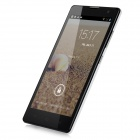 "CKCOM C3 5"" IPS HD Screen 5MP MTK6572A Dual Core Android 4.2.2 Cell Phone w/ 4GB ROM - White + Black"