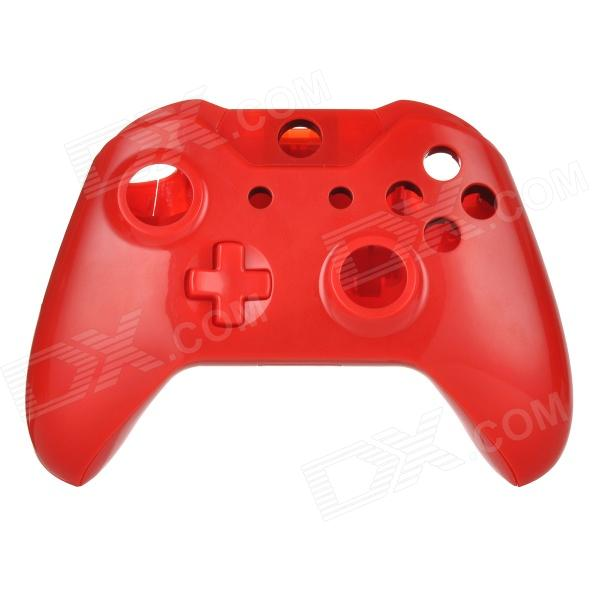 Replacement Full Housing Case + Buttons for XBOX ONE Wireless Controller - Red
