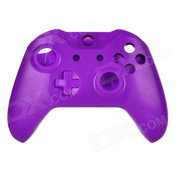 Replacement Full Housing Case + Buttons for XBOX ONE Wireless Controller - Deep Purple mouseking sw 0004 abs replacement full housing case buttons for xbox360 wireless controller