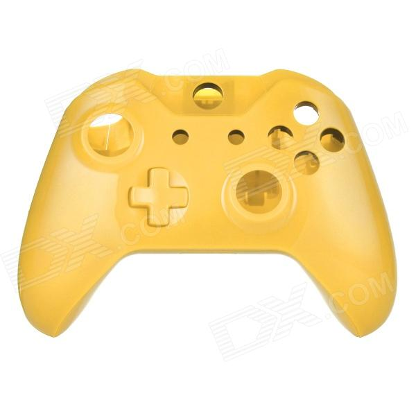 Replacement Full Housing Case + Buttons for XBOX ONE Wireless Controller - Yellow painted by a distant hand – mimbres pottery of the american southwest