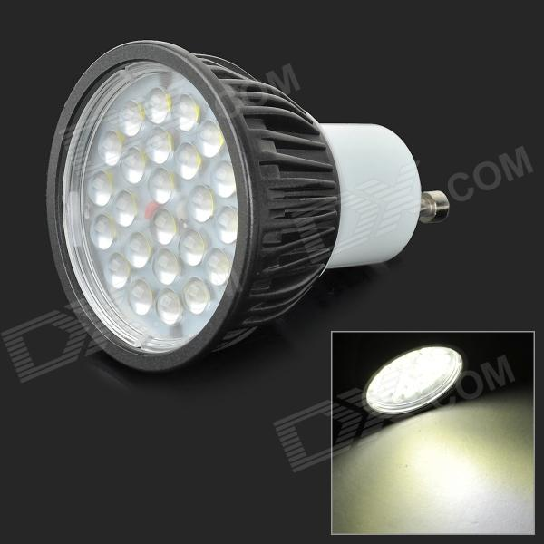 Lexing LX-DB-10 GU10 4.5W 24-SMD LED Cold White Dimmable Spotlight