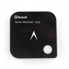 X10A Hi-Fi 3.5mm 10A Wireless Bluetooth V3.0 Music Stereo Audio Speaker Receiver Adapter - Black