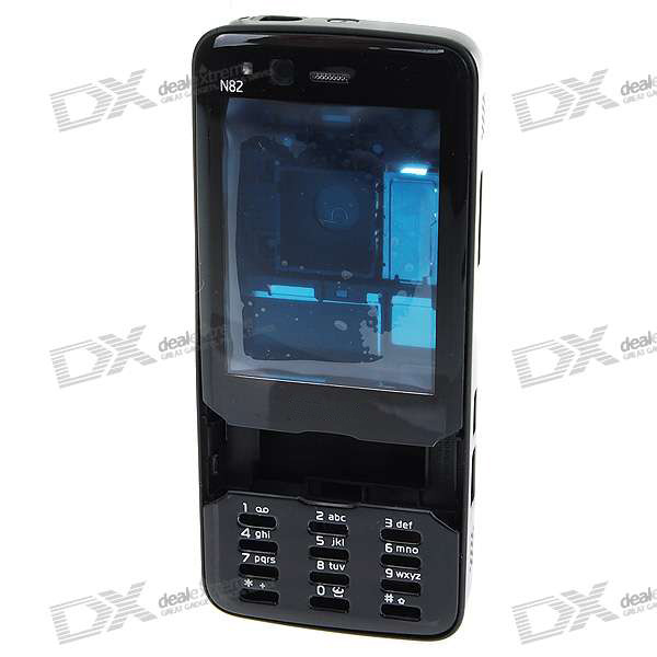 Repair Parts Full Replacement Housing Case for Nokia N82 Cell Phone