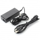 5.5 x 2.1mm Tip US Plug Power Adapter for Acer Laptops - Black (100~240V)