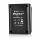 Sports Camera Battery Charging Dock + Battery for SJ4000 - Black
