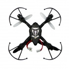 Brilink BH19 Mini 4-CH 2.4GHz R / C Quadcopter w / 6-Axis Gyro / Tumbling 3D - Negro