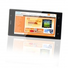 "M3 Android 4.3 Quad-core WCDMA Phone w/ 5.0"" QHD, 16MP Camera and Wi-Fi - Black"
