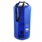 Naturehike-NH Outdoor Waterproof Bag w/ Transparent Window - Blue (20L)