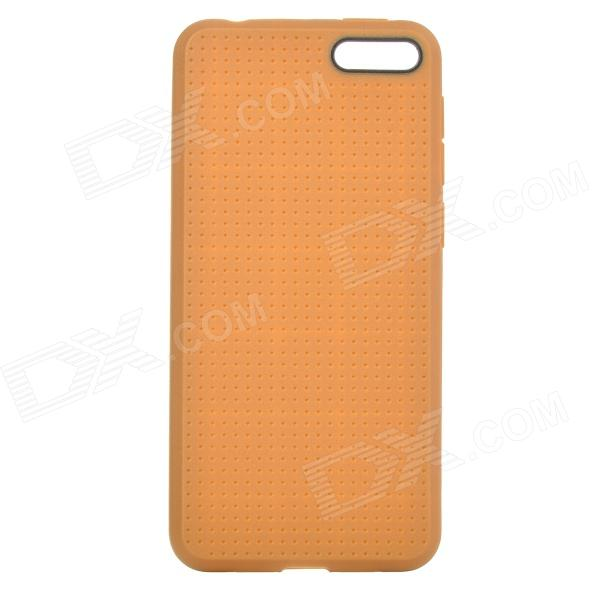Non-slip Protective TPU Back Case for Amazon Fire Phone - Golden