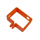 BZ BZ71 Protective Side Frame for Gopro Hero 4/ 3 - Orange