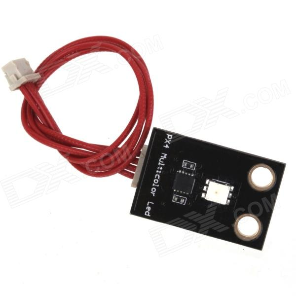 Universal APM2.6 Flight Controller for RGB LED - Black + Red