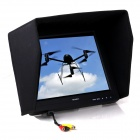 Feelworld FPV-121DT 12 '' LCD Dual Antenna 32-CH FPV Ground Monitor - Svart