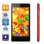 "HTM M1W Dual-core Android 4.2.2 WCDMA Bar Phone w/ 4.7"" IPS, Wi-Fi and GPS - Red + Black"