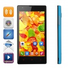 "HTM M1W Dual-core Android 4.2.2 WCDMA Bar Phone w/ 4.7"" IPS, GPS and Wi-Fi - Blue + Black"