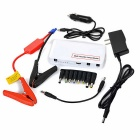 12000mAh Multifunction 12V Car Emergency Jump Starter Kit Pack w/ USB