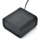 8000mAh Waterproof Rechargeable Li-ion 8*18650 Battery Pack - Black