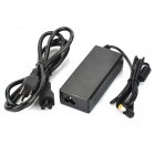 42W 3A Power Adapter w/ AC Power Cable for Dell (6.5 x 4.4mm / US Plug)