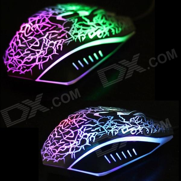 2400dpi optical adjustable 6d button wired gaming game mice mouse for laptop pc
