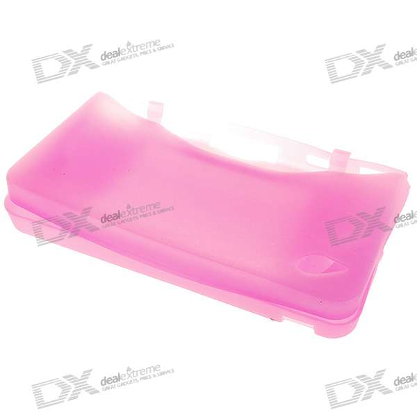 Protective Silicone Case for NDSi LL (Pink)